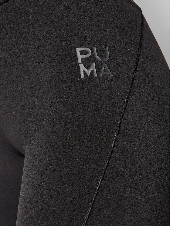 Puma Puma Legginsy Infuse 530262 Czarny Slim Fit