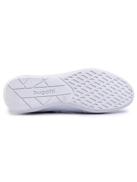 Bugatti Bugatti Sneakersy 321-16802-5900-2000 Biały
