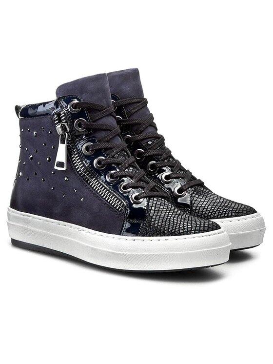 Carinii Carinii Sneakers B3023 Blu scuro