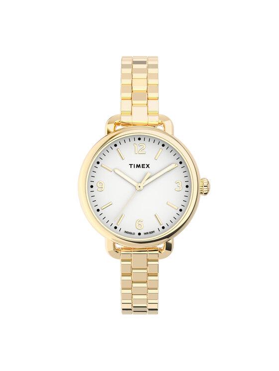 Timex Laikrodis Standard Demi TW2U60600 Auksinė