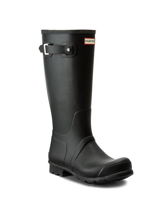 Hunter Guminiai batai Oryginal Tall MFT9000RMA Juoda
