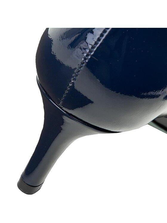 Marella Marella Scarpe basse Locanda 65210261 Blu scuro
