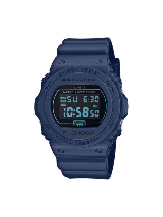 G-Shock Laikrodis DW-5700BBM-2ER Tamsiai mėlyna