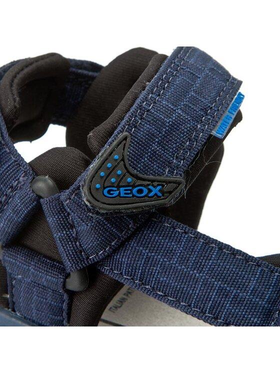 Geox Geox Sandale J Borealis B. D J620RD 00011 C4367 Bleumarin