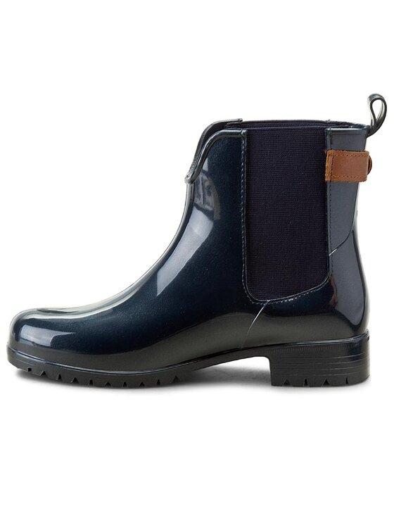 Tommy Hilfiger Tommy Hilfiger Γαλότσες Oxley 2Z FW56821443 Σκούρο μπλε