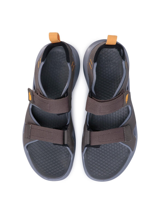 The North Face The North Face Sandały Hedgehog Sandal III NF0A46BHBQWI Zielony