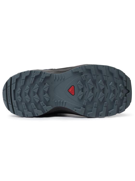 Salomon Salomon Pantofi Xa Pro 3D Mid CSWP J 406512 Negru