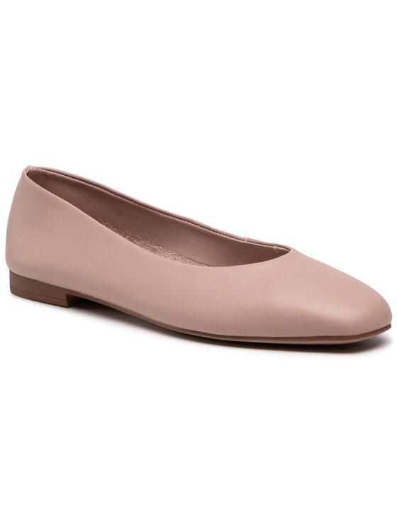 Balerini dama Gino Rossi S182 roz