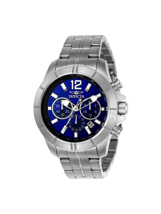 Invicta Watch Laikrodis 21464 Sidabrinė