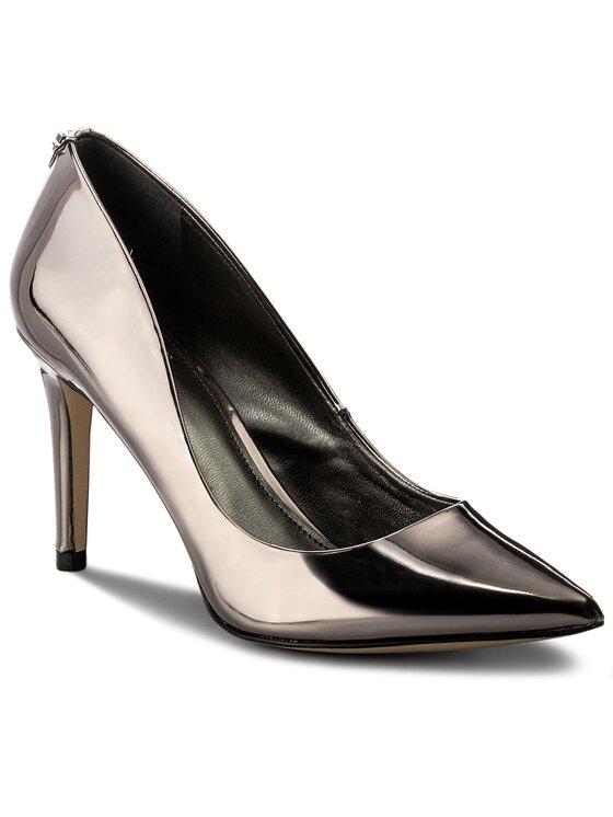 Guess Guess High Heels Bennie6 FLBN61 LEL08 Silberfarben