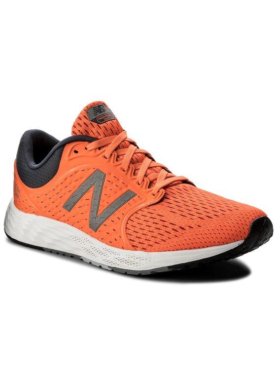 chaussure new balance orange