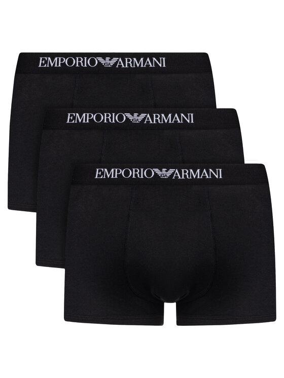 Emporio Armani Underwear Emporio Armani Underwear 3er-Set Boxershorts 111610 CC722 21320 Schwarz