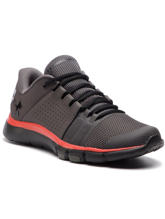 Under Armour Under Armour Batai Ua Strive 7 Nm 3020750-100 Pilka