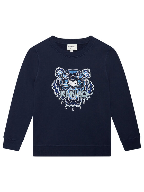 Kenzo Kids Džemperis K25080 D Tamsiai mėlyna Regular Fit
