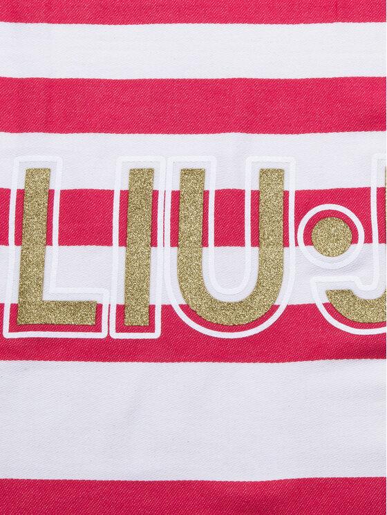 Liu Jo Beachwear Liu Jo Beachwear Ręcznik V19113 T0300 Różowy