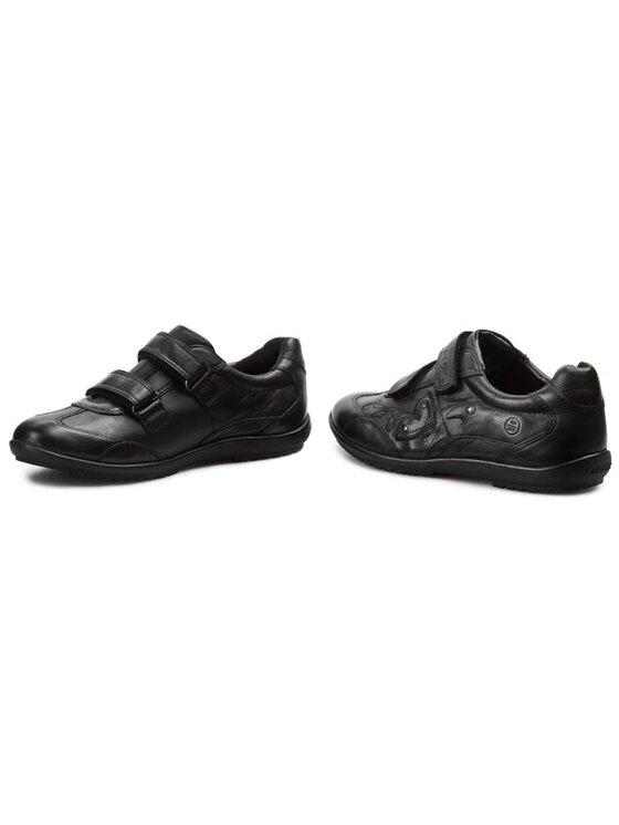 Geox Geox Обувки J Bon Bon D J34E3D 00043 C9999 Черен