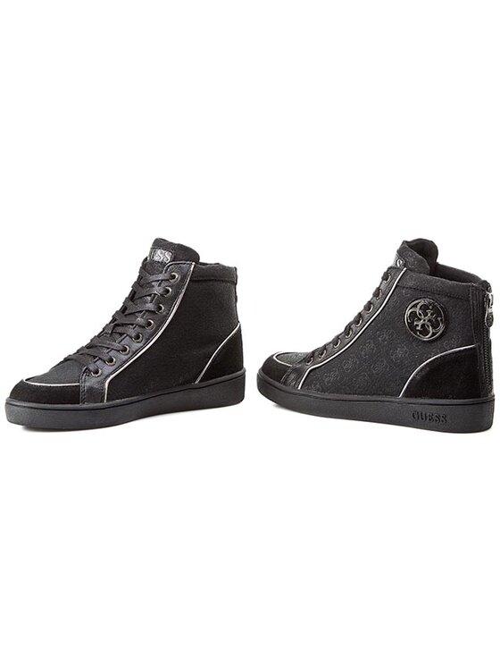 Guess Guess Sneakersy Grace FL4GRA FAL12 Černá