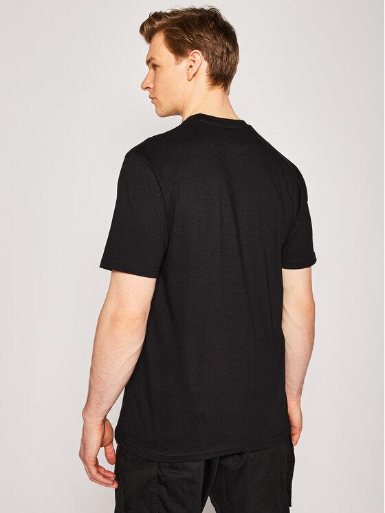 PROSTO. PROSTO. T-Shirt KLASYK Know 8630 Μαύρο Regular Fit