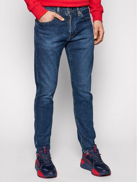 Levi's® Levi's® Jeansy 512™ 28833-0834 Granatowy Slim Taper Fit