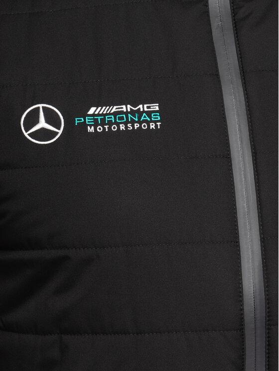 Tommy Hilfiger Tailored Tommy Hilfiger Tailored Demisezoninė striukė MERCEDES-BENZ Logo TT0TT05793 Juoda Regular Fit