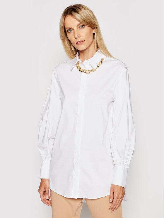 Imperial Marškiniai CJM0BBE Balta Regular Fit