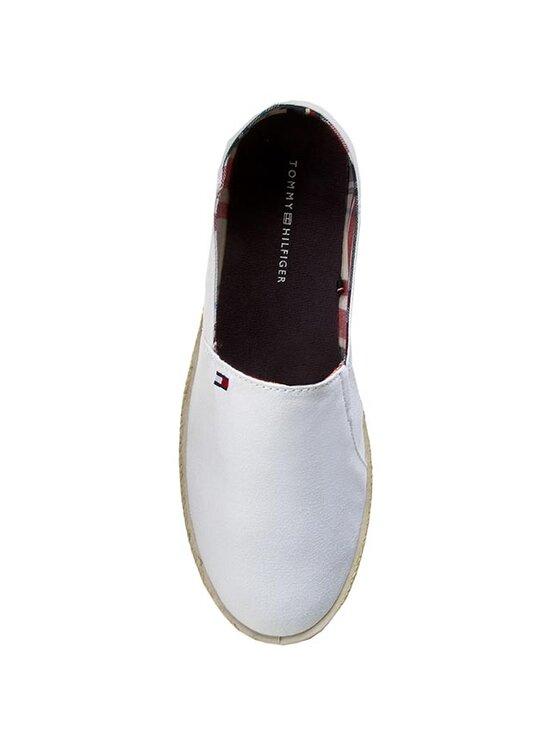 Tommy Hilfiger Tommy Hilfiger Εσπαντρίγιες Granada 2D-1 FM56820982 Λευκό