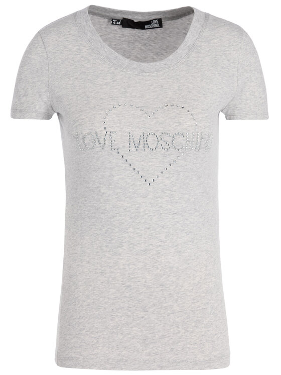 LOVE MOSCHINO LOVE MOSCHINO T-Shirt W4B194TE2065 Regular Fit