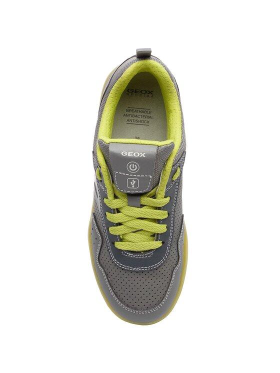 Geox Geox Sneakersy J Kommodor B. B J845PB 05411 C0666 D Sivá