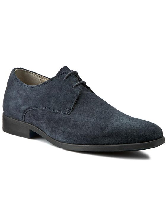 Clarks Clarks Pantofi Amieson Walk 261166917 Bleumarin