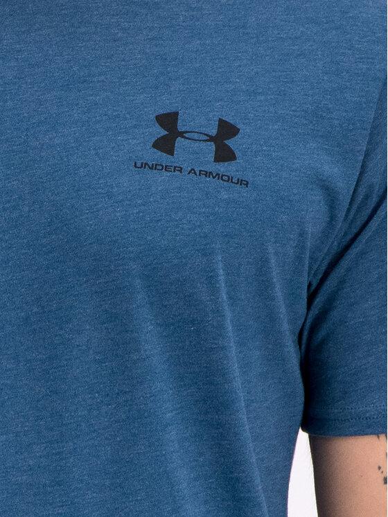 Under Armour Under Armour T-shirt UA Sportstyle 1326799 Blu scuro Regular Fit