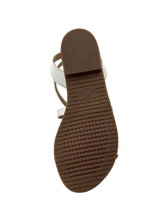 Geox Geox Sandale D Sozy J D622CJ 00043 C1000 Alb