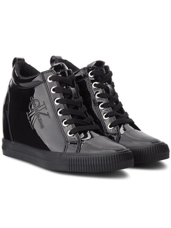 Calvin Klein Jeans Calvin Klein Jeans Sneakersy Ritzy RE9799 Czarny