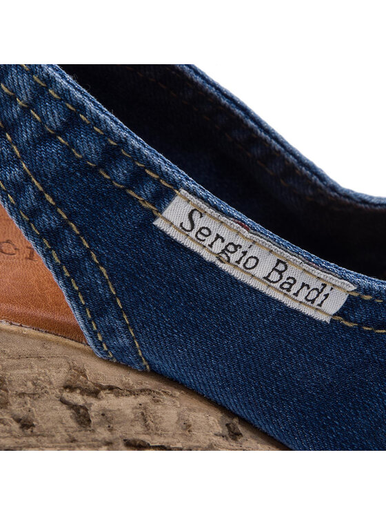 Sergio Bardi Sergio Bardi Sandales SB-19-07-000111 Bleu