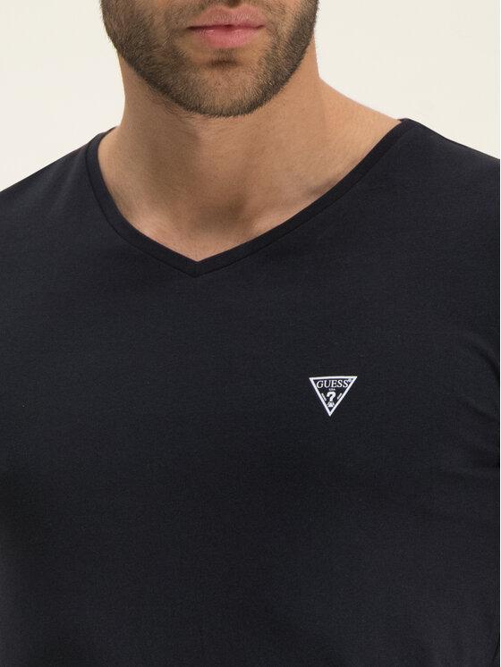 Guess Guess 2er-Set T-Shirts U97G03 JR003 Schwarz Slim Fit