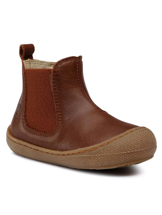 Naturino Auliniai batai Sally 0012501671.01.0D07 Ruda