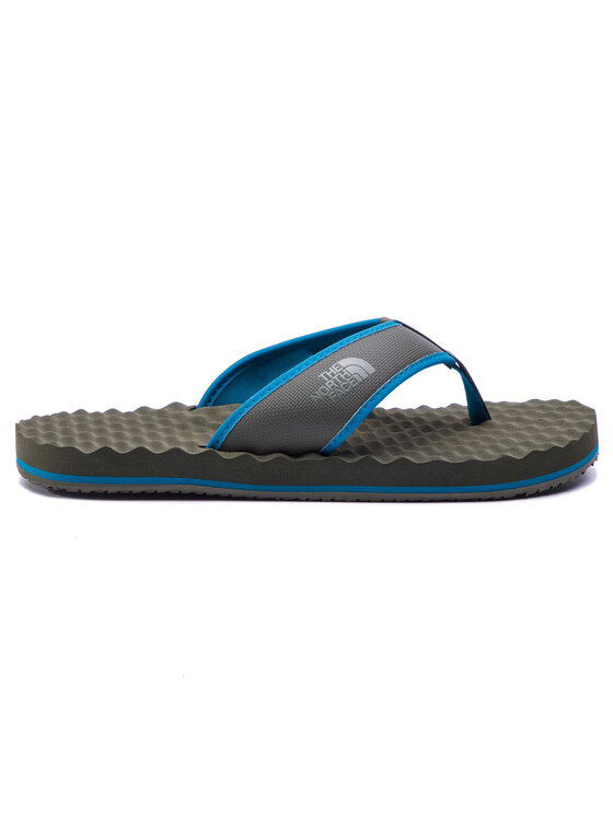 The North Face The North Face Japonki Basecamp Flipflop T0ABPEC78 Zielony
