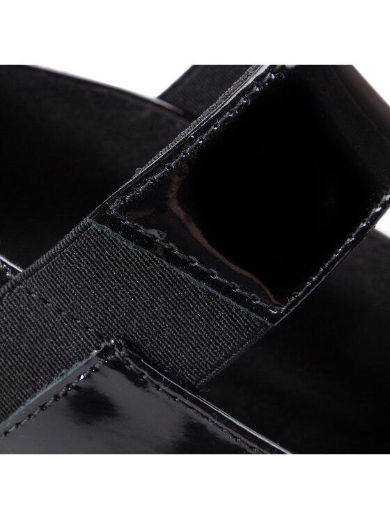 Geox Geox Обувки D Ascythia A D849NA 00066 C9999 Черен