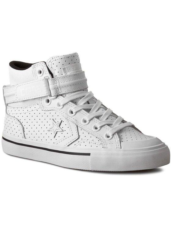 Converse Converse Sneakersy Pro Blaze Plus Mid 151331C Biela