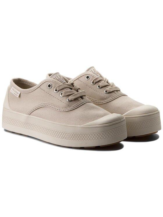 Palladium Palladium Κλειστά παπούτσια Sub Low Cvs 95768-058-M Μπεζ