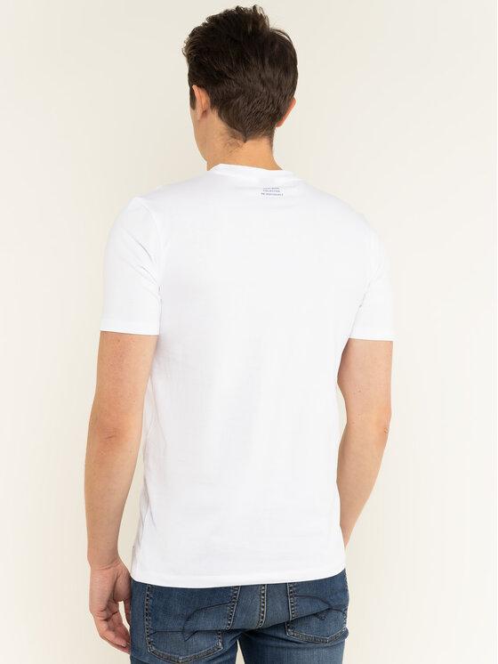 Boss Boss T-shirt Tessler 131 50426479 Bianco Slim Fit