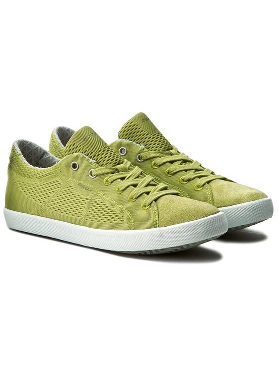 Geox Geox Tenisówki U Smart B U72X2B 01422 C3015 Zielony