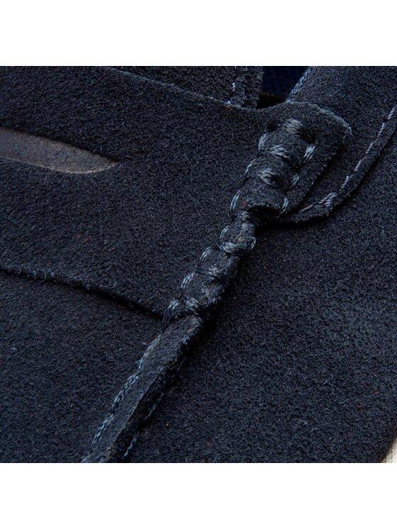 Lacoste Lacoste Mocassini Navire Penny 216 1 Cam 7-31CAM0153003 Blu scuro