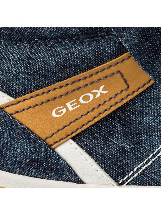 Geox Geox Ghete J Kilwi B. H J82A7H 01354 C0072 Ś Bleumarin