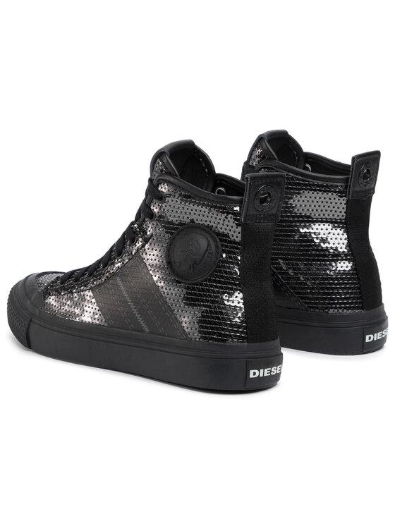 Diesel Diesel Sneakersy S-Astico Mc W Y01989 P3020 H1669 Czarny