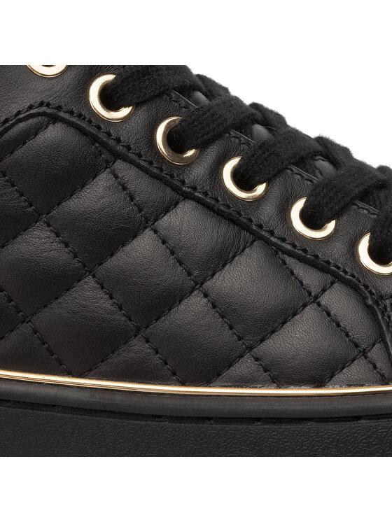 Guess Guess Sneakersy Brisco FL7BRS ELE12 Czarny