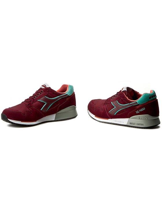 Diadora Diadora Sneakers I.C 4000 NYL II 501.170940 01 C6300 Bordeaux