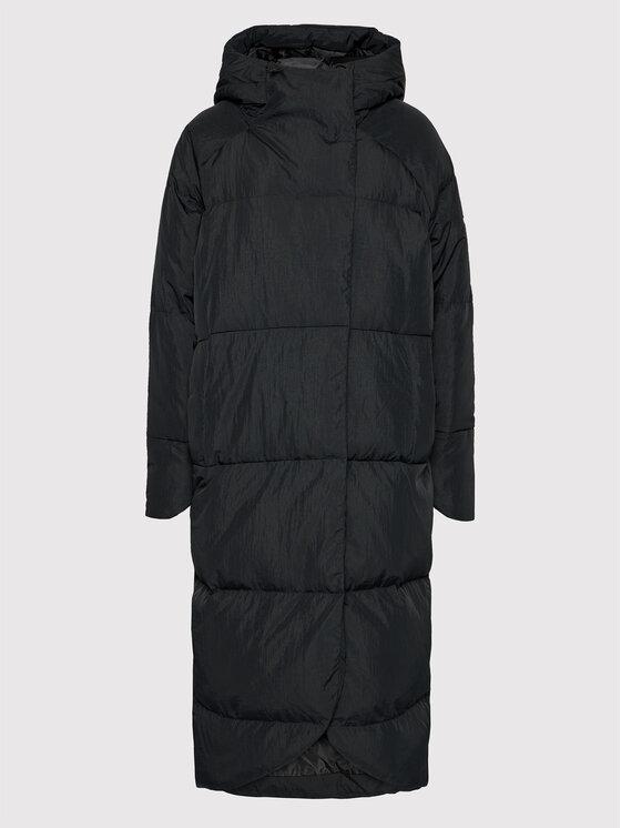 adidas adidas Pernata jakna Big Baffle GT6539 Crna Relaxed Fit