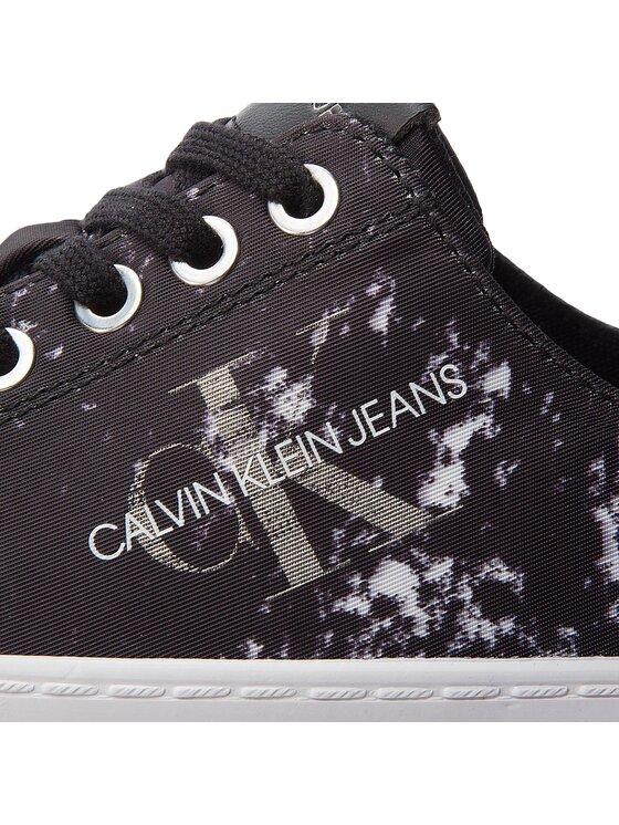 Calvin Klein Jeans Calvin Klein Jeans Tenisky Zolah RE9795 Černá