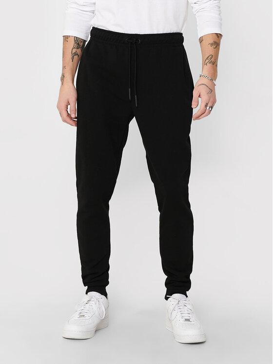 Only & Sons ONLY & SONS Spodnie dresowe Ceres 22018686 Czarny Regular Fit
