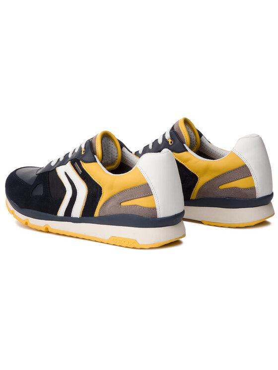 Geox Geox Sneakers U Sandford B Abx A U92S7A 022FU CF42M Dunkelblau